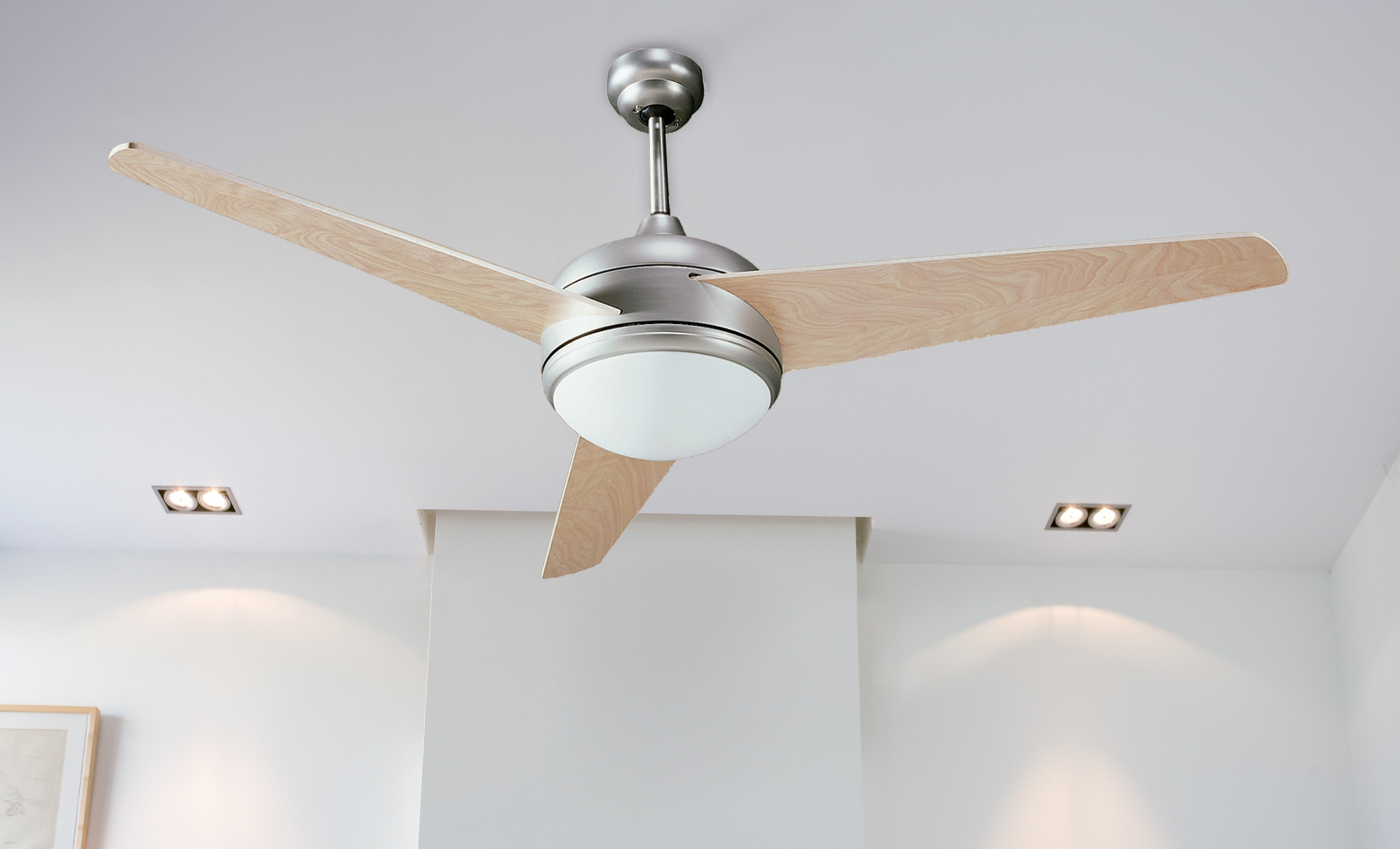 Luz en el techo luz indirecta led bajo falso techo kit de luz para ventilador sin luz winche - Luz de techo ...