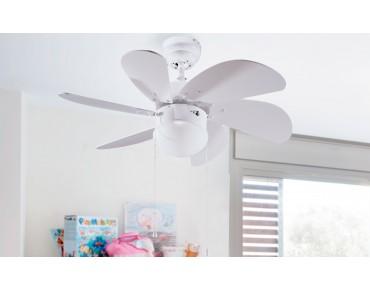 Ventilador de Techo con Luz - 50430 BL