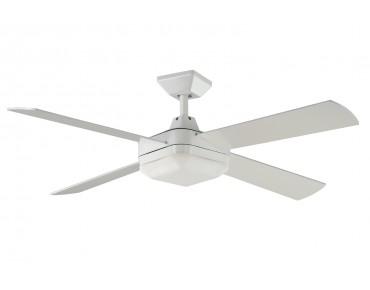 Ventilador de techo con Luz y mando - 50982 BL